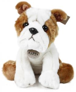 Engelsk Bulldogg från Rappa Toys säljs på Nalleriet.se