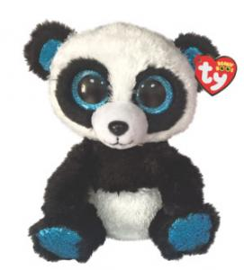 Beanie Boos Bamboo (Panda) TY Gosedjur | Nalleriet.se