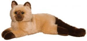 Himalayan katt, 40cm från Douglas Mjukisdjur säljs på Nalleriet.se