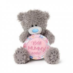 Nalle Best Mummy Ever, 10cm, Me to you (Miranda nalle) säljs på Nalleriet.se