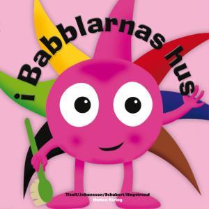 Bok I Babblarnas hus - (Babblarna) från Teddykompaniet säljs på Nalleriet.se