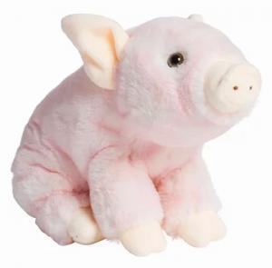 Grisen Wilbur - Molli Toys | Nalleriet.se