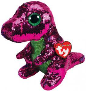 Flippables Stompy (Dinosaurie) - TY Gosedjur | Nalleriet.se