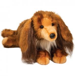Tax Långhårig från Douglas mjukisdjur säljs på Nalleriet.se