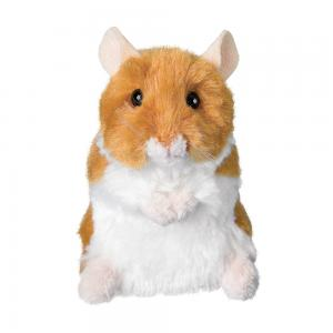 Hamster från Douglas Mjukisdjur säljs på Nalleriet.se