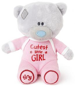 Nalle Cutest little girl, 10cm - Me To You