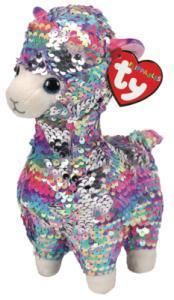 Flippables Lola (Lama) - TY Gosedjur | Nalleriet.se