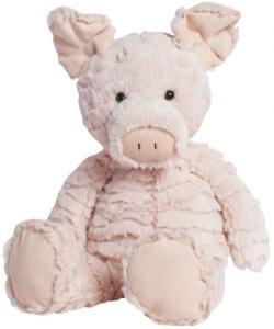 Grisen Chloe, mjukisdjur gris - Molli Toys | Nalleriet.se