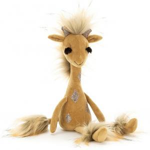 Giraffen Swellegant Gina, 35cm, Jellycat, Nalleriet.se