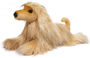 Afghanhund från Douglas mjukisdjur säljs på Nalleriet.se