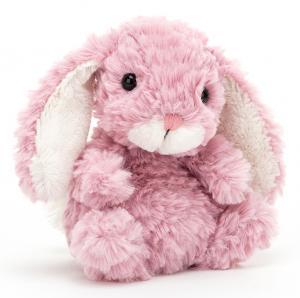 Yummy Kanin,rosa, 15cm från Jellycat