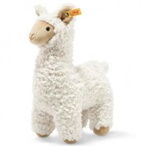 Leandro Lama, Soft Cuddly Friends från Steiff säljs på Nalleriet.se