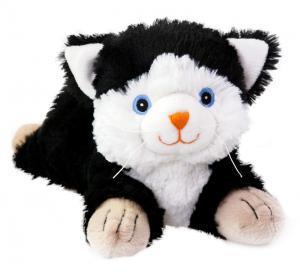 Värmenalle Katten Kayla från Habibi Plush (micronalle) säljs på Nalleriet.se