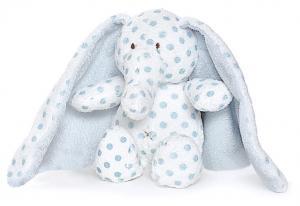 Elefant med broderat namn - Teddykompaniet