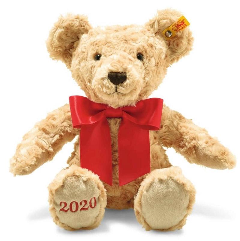 Cosy Year Bear, 34cm - Steiff