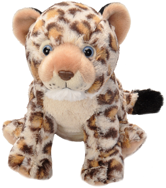 Leopard, 30cm - Wild Republic
