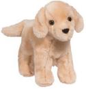 Gul Labrador från Douglas mjukisdjur säljs på Nalleriet.se