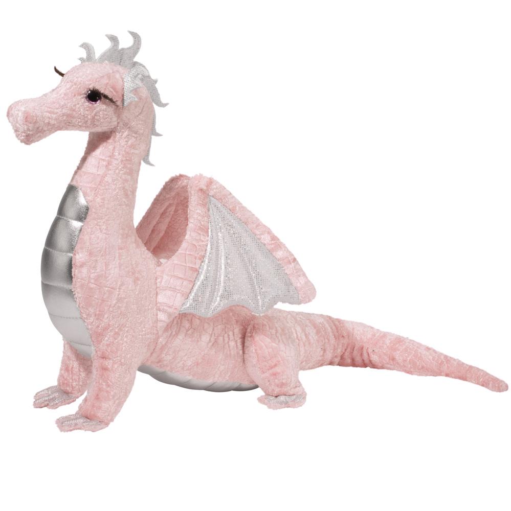 Draken Shreya, rosa - Douglas Mjukisdjur