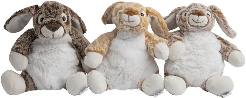 Kanin stor (21cm) - Molli Toys (Beige)