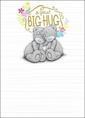 Kort, A Great Big Hug - Me To You