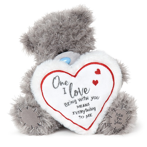 Nalle One I Love, 20cm - Me to you