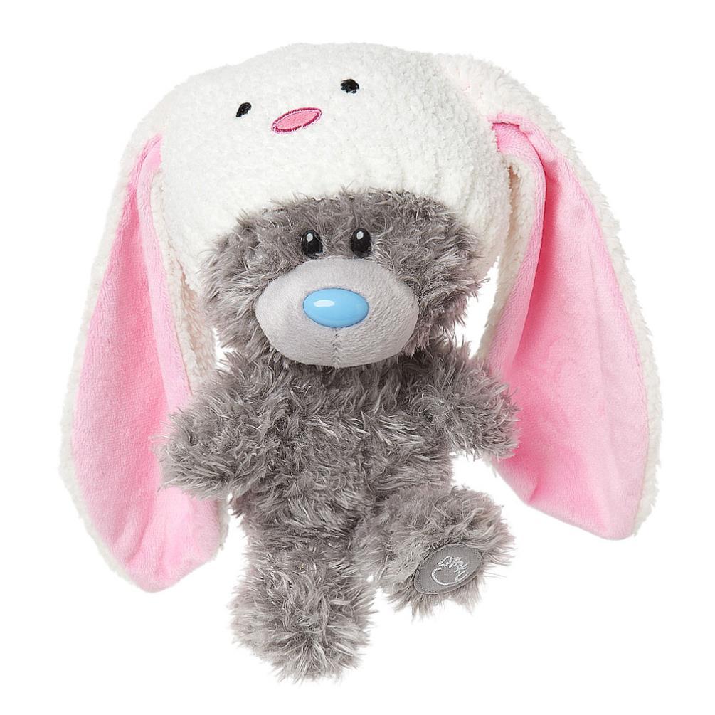 Nalle med kaninhatt, 15cm - Me to you (Miranda nalle)