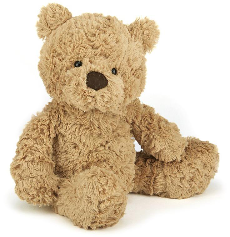 Bumbly Teddybjörn, 30cm - Jellycat