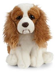 Cavalier King Charles Spaniel - Keycraft Living Nature