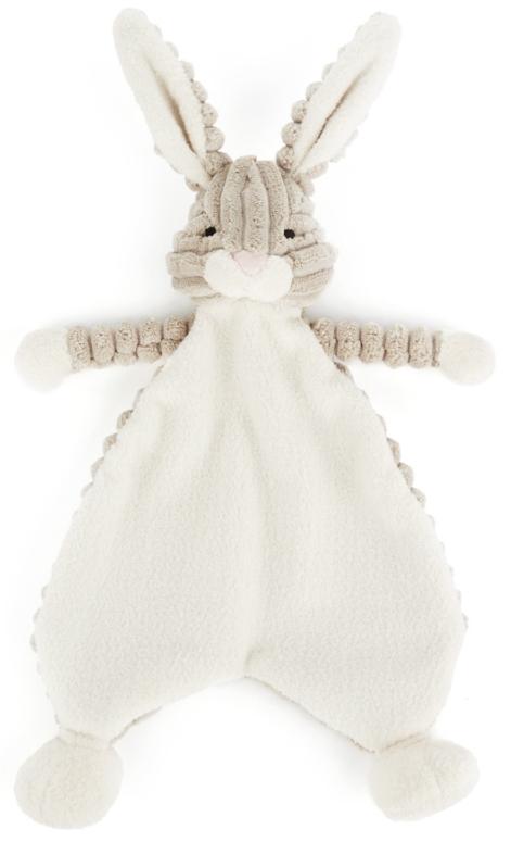Cordy Roy Baby Hare Snuttefilt, 23cm - Jellycat