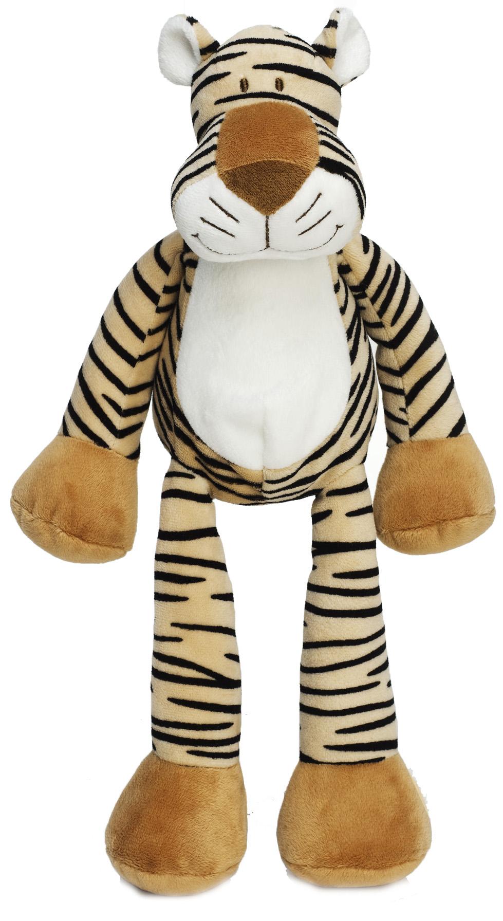 Diinglisar Gosedjur, Tiger, 34cm - Teddykompaniet