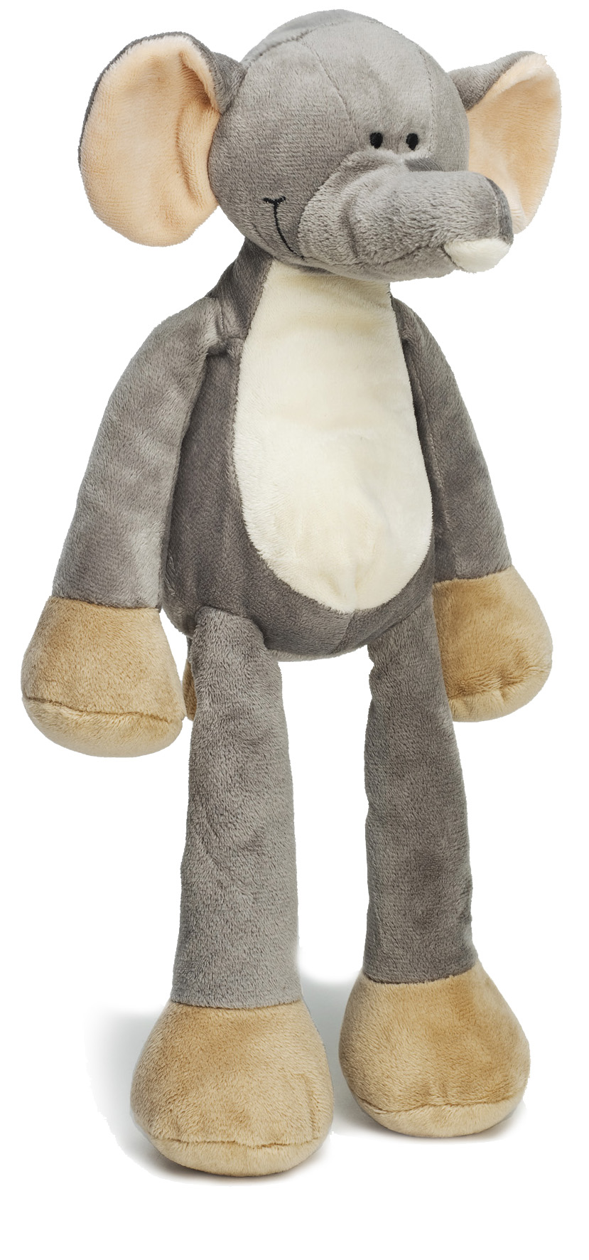 Diinglisar Gosedjur, Elefant, 34cm - Teddykompaniet