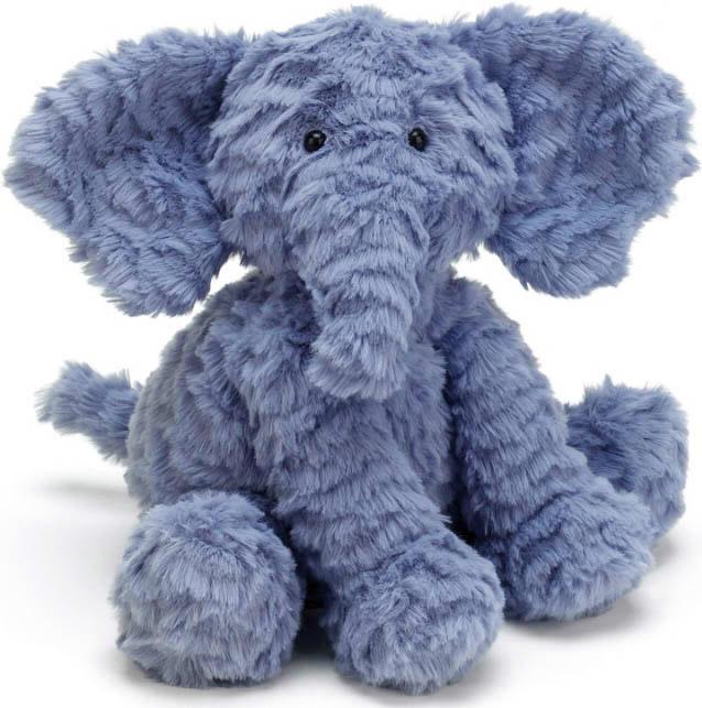 Fuddlewuddle Elefant, 23cm - Jellycat