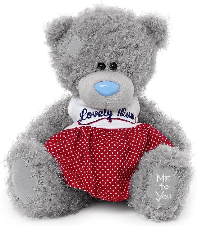 """Nalle """"""""Lovely Mum"""""""", 18cm - Me to you (Miranda nalle)"""