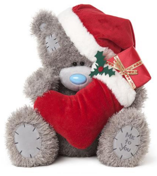 Tomtenalle med julstrumpa, 40cm - Me To You