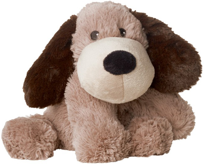 Värmenalle - Hunden Ludde (micronalle)