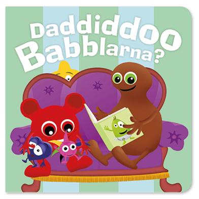 """""Daddiddoo"""", kartongbok - Babblarna (Teddykompaniet)"