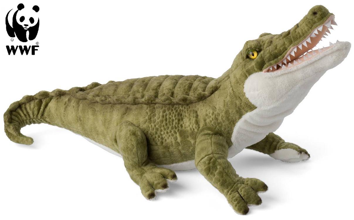 Krokodil - WWF