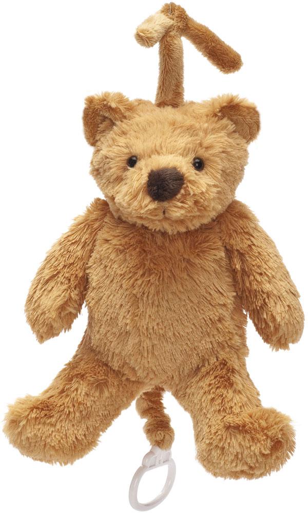 Speldosa Nallen Mange, 27cm - Teddykompaniet (Blinka Lilla Stjärna)