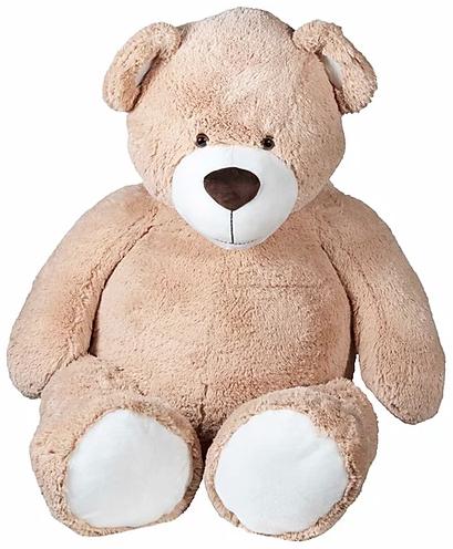 Nallebjörn stor, 130cm - Molli Toys