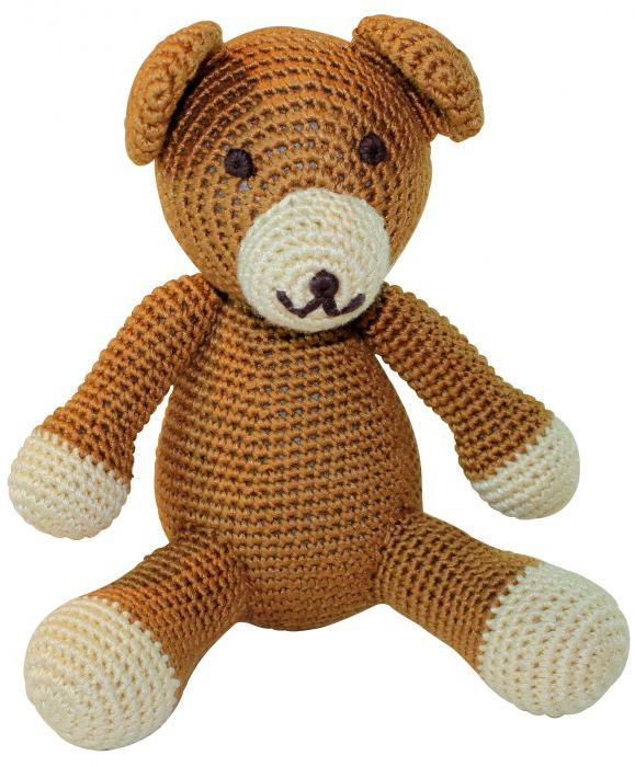 Mr Teddy - NatureZoo