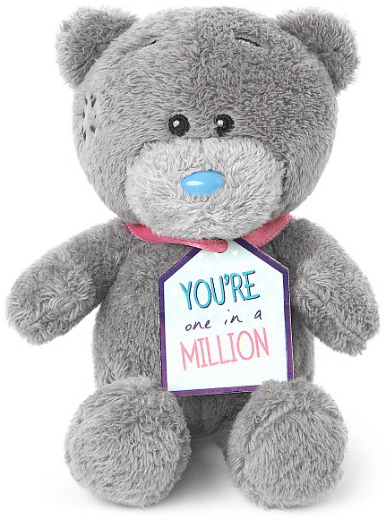 Nalle One in a million, 10cm - Me to you (Mirandanalle)
