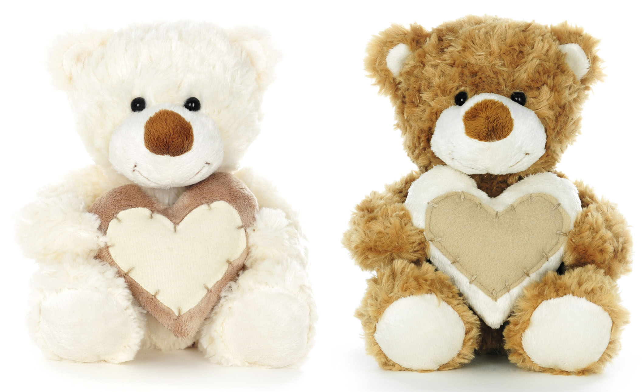 Nalle, Olle, 26cm - Teddykompaniet (Vit)