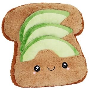 Avokado Toast Mjukis - Squishable