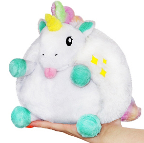 Baby Unicorn - Squishable | Nalleriet.se