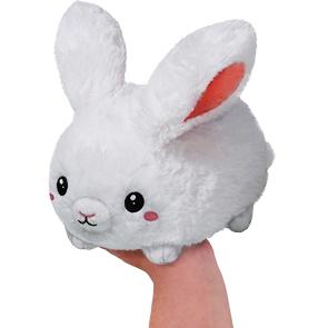 Fluffy Kanin - Squishable | Nalleriet.se