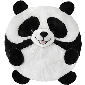 Happy Panda - Squishable | Nalleriet.se
