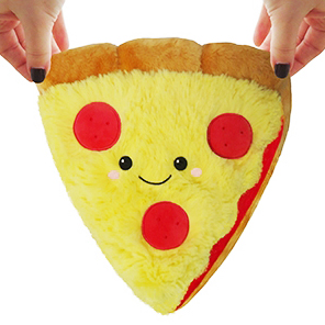 Pizza slice Mjukis - Squishable | Nalleriet.se
