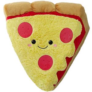 Pizza slice Mjukis - Squishable
