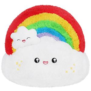 Rainbow - Squishable | Nalleriet.se