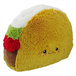 Taco Mjukis - Squishable